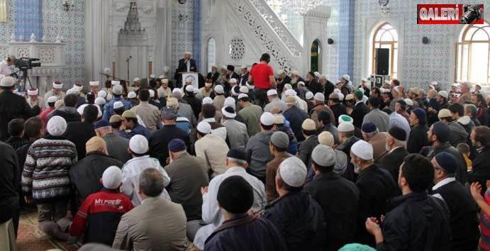 Zavendikli Mustafa Hoca Kur'an Kursunda İzacet Merasimi Yapıldı