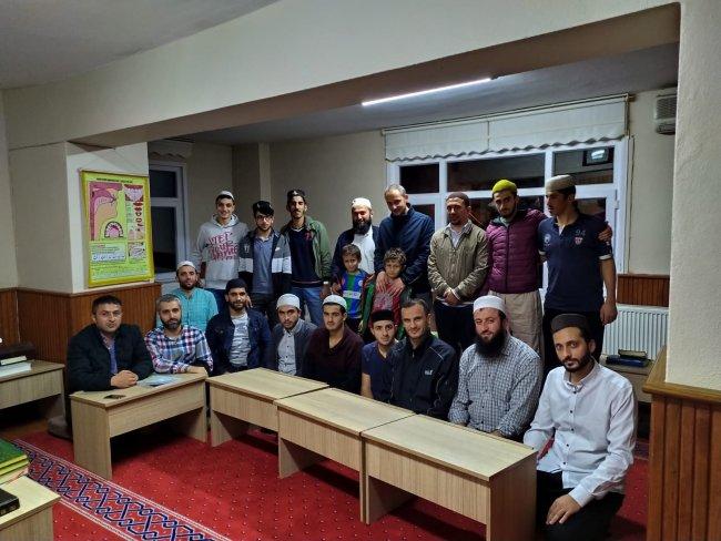 Mahmut Selmani Sarı'dan Öğrencilerimize Seminer