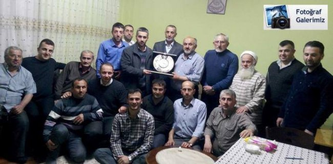 Ali Kandemir Hocamıza Vefa
