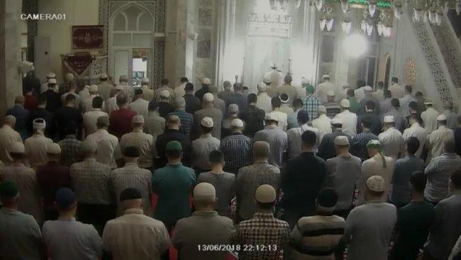 Hatimle Teravih - 30. Cüz Okuyan Mustekim KABA - Rize Merkez Taşçıoğlu Camii