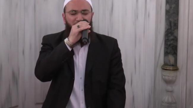 Hamza Gökçe (Günhafder Kur'an Ziyafeti 08 Nisan 2016)