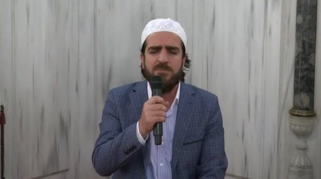 Selman Uzunlu (Günhafder Kur'an Ziyafeti 08 Nisan 2016)