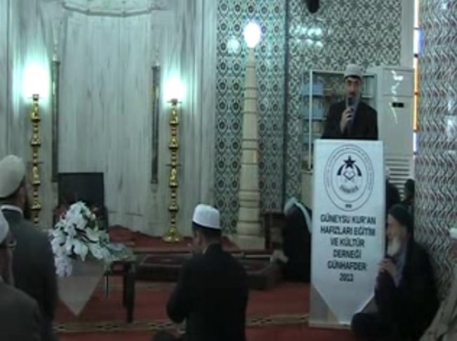 Günhafder'den Kur'an Ziyafeti 1